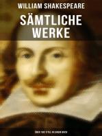 Sämtliche Werke (Über 190 Titel in einem Buch)