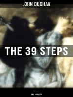 THE 39 STEPS (Spy Thriller)
