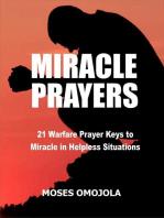 Miracle Prayers