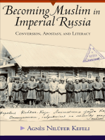 Becoming Muslim in Imperial Russia