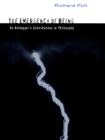 The Emergency of Being