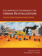 Collaborative Governance for Urban Revitalization: Lessons from Empowerment Zones
