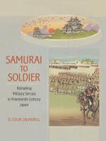 Samurai to Soldier