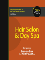Hair Salon and Day Spa