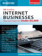 55 Surefire Internet Businesses You Can Start for Under $5000