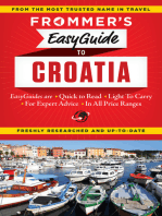 Frommer's EasyGuide to Croatia
