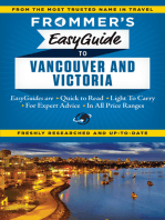 Frommer's EasyGuide to Vancouver and Victoria