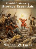 FreeBSD Mastery: Storage Essentials: IT Mastery, #4