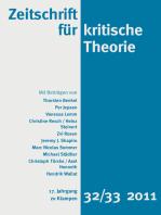 Zeitschrift für kritische Theorie