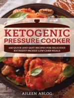 Ketogenic Pressure Cooker