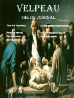 Velpeau: The HS Journal, Vol. I, Issue 1