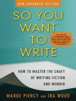 So You Want to Write (2nd Edition)