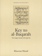 Key to al-Baqarah
