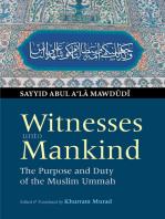 Witnesses unto Mankind