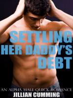 Settling Her Daddy's Debt
