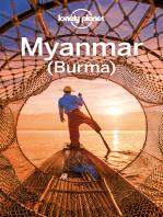 Lonely Planet Myanmar (Burma)