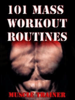 101 Mass Workout Routines