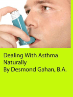 Dealing With Asthma Naturally