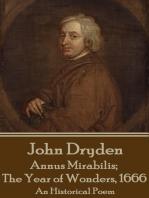 Annus Mirabilis; The Year of Wonders, 1666