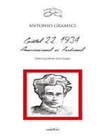 Caietul 22. 1934. Americanismul și fordismul