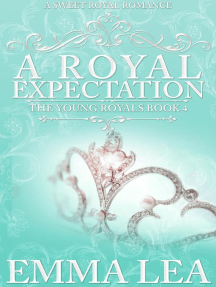 A Royal Expectation: The Young Royals, #4