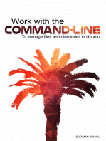 Work with the Command-line