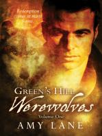 Green's Hill Werewolves, Vol. 1