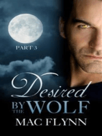 Desired By the Wolf #3
