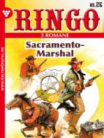 Ringo 3 Romane Nr. 26 – Western