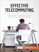 Effective Telecommuting
