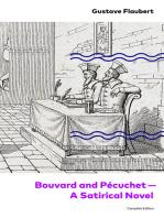 Bouvard and Pécuchet - A Satirical Novel (Complete Edition)