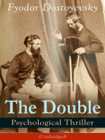 The Double - Psychological Thriller (Unabridged)