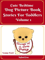 Cute Bedtime Dog Picture Book Stories For Toddlers