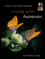 Living with Awareness