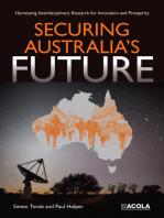 Securing Australia's Future