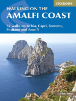 Walking on the Amalfi Coast