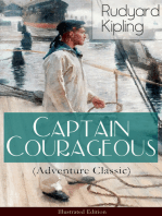 Captain Courageous (Adventure Classic) - Illustrated Edition
