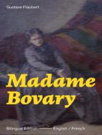 Madame Bovary - Bilingual Edition (English / French)