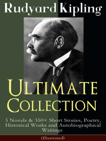 ccee3b36e Rudyard Kipling Ultimate Collection: 5 Novels & 350+ Short Stories, Poetry,  Historical