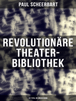 Revolutionäre Theater-Bibliothek (22 Titel in einem Band)