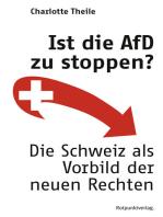 Ist die AfD zu stoppen?