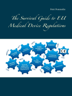 The Survival Guide to EU Medical Device Regulations