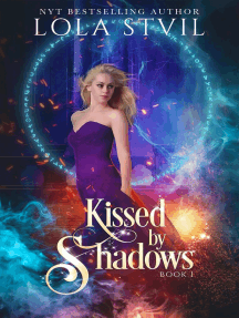 Kissed By Shadows (Kissed By Shadows Series, Book 1): Kissed By Shadows