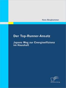 Der Top-Runner-Ansatz: Japans Weg zur Energieeffizienz im Haushalt