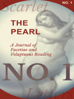 The Pearl - A Journal of Facetiae and Voluptuous Reading - No. 1