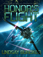 Honor's Flight (Fallen Empire, Book 2)