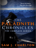 The Palâdnith Chronicles (The Complete Series)