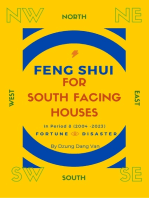 Feng Shui For South Facing Houses - In Period 8 (2004 - 2023)