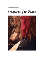 Creations for Piano
