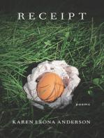 Receipt: Poems